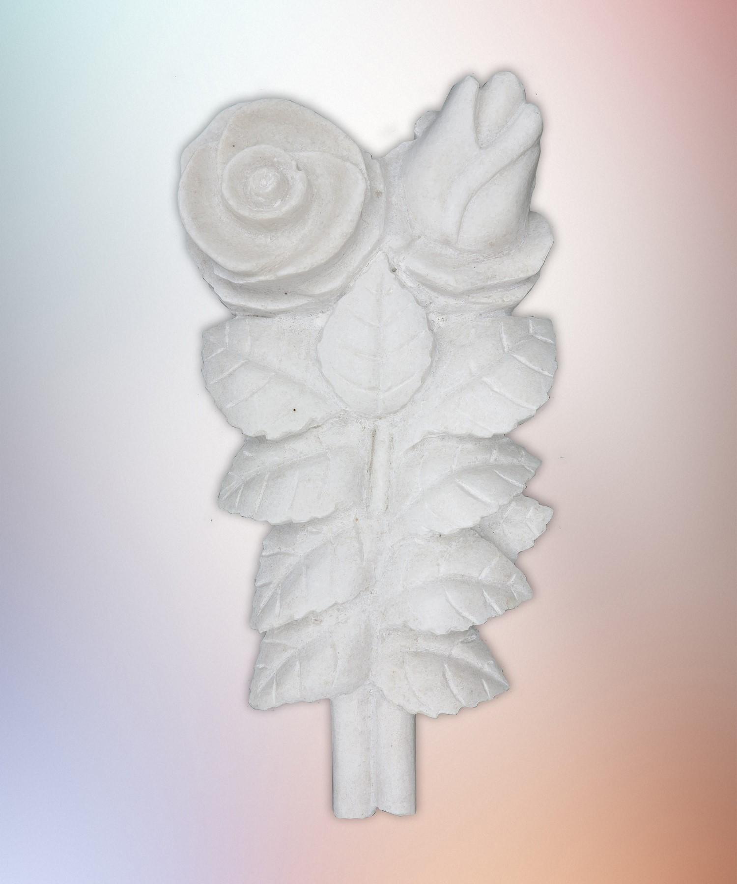 Цветы мрамор 2