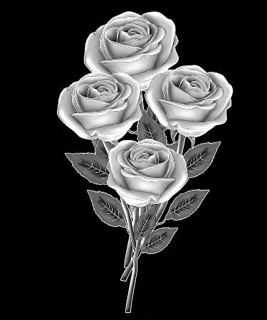 Цветок-А