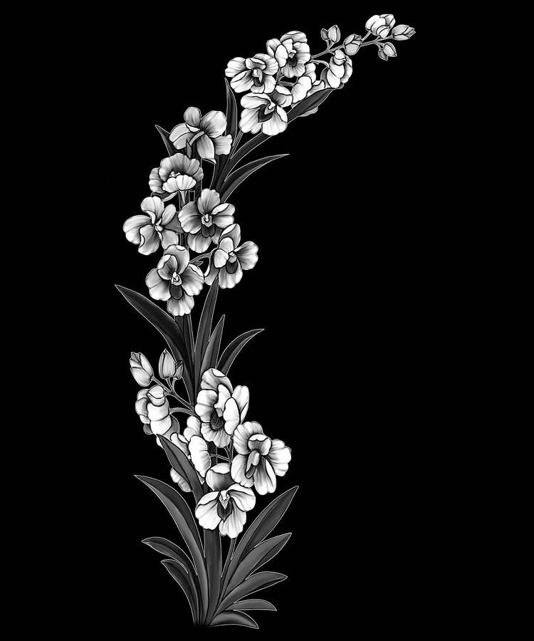 Цветок-Э
