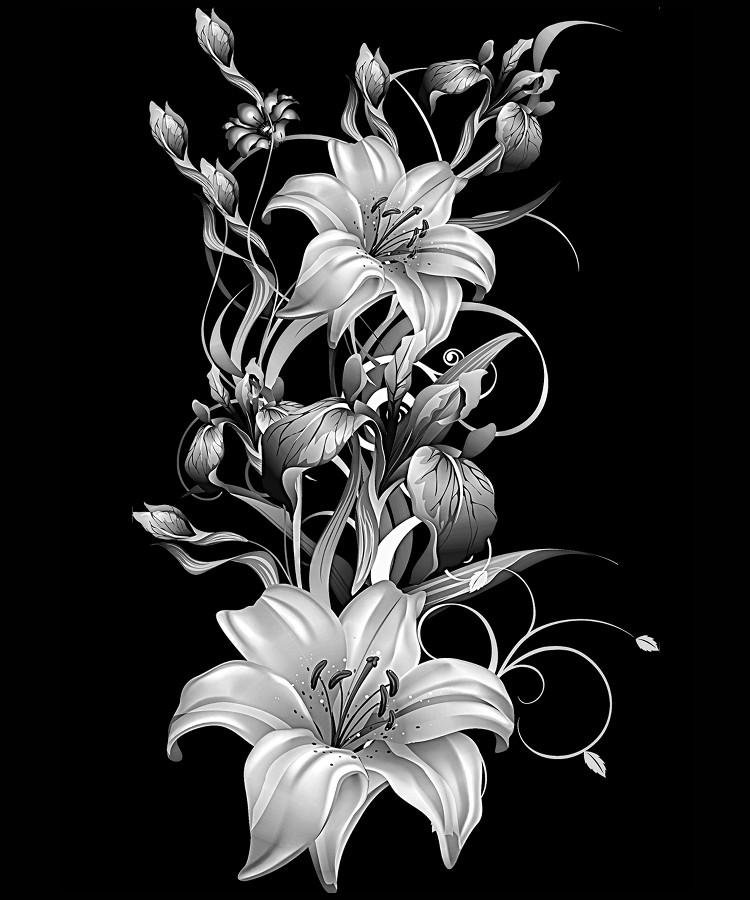 Цветок-П