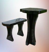 Стол-2/лавка-2